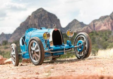 1924 Bugatti Type 35 Grand Prix Prototype