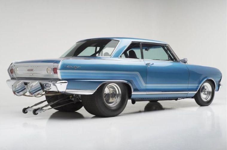 "1965 Chevrolet Nova SS ""Dobbertin's"" Coupe"