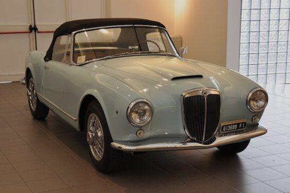 1956 Lancia B 24 Convertible