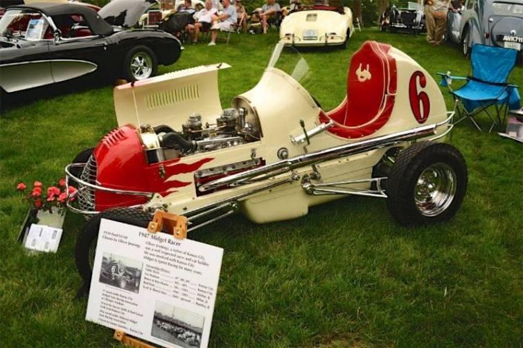 1947 Midget Racer