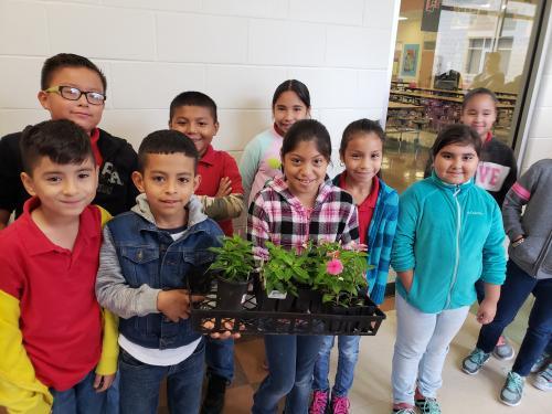 Evangelina Garza Elementary - Campus News