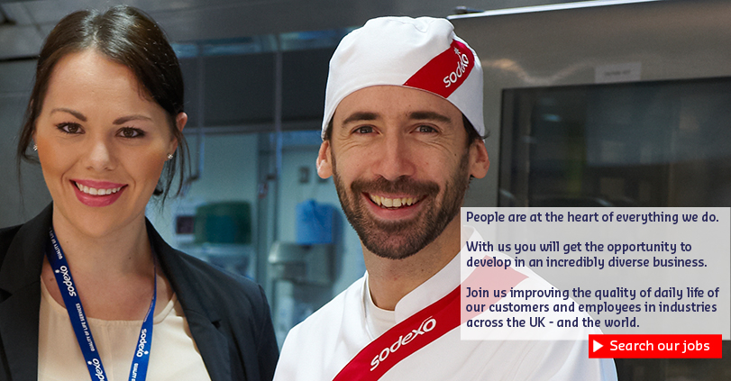 Catering Manager (MOD site) Jobs and careers with Sodexo