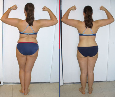 3 Moves to Get Rid of Back Fat - Diary of a Fit Mommy