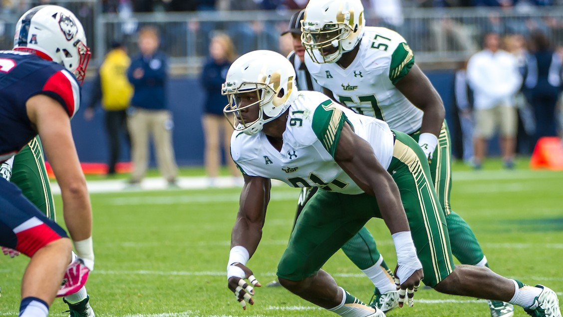 Eric Lee - 2015 Football Roster - University of South Florida