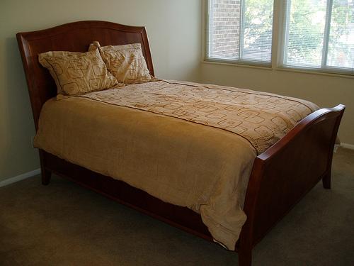 make bed photo
