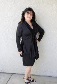 Laura relaxed fit shawl collar cardigan (PDF)  Sinclair ...