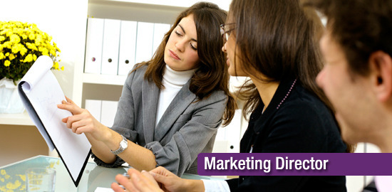 director of marketing