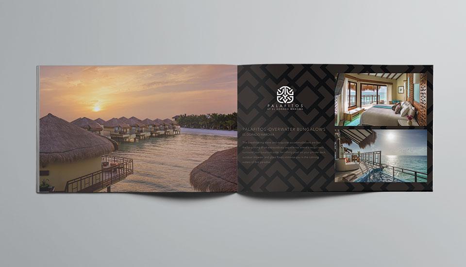 Resort Brochure For Immersive Travel Experience Starmark