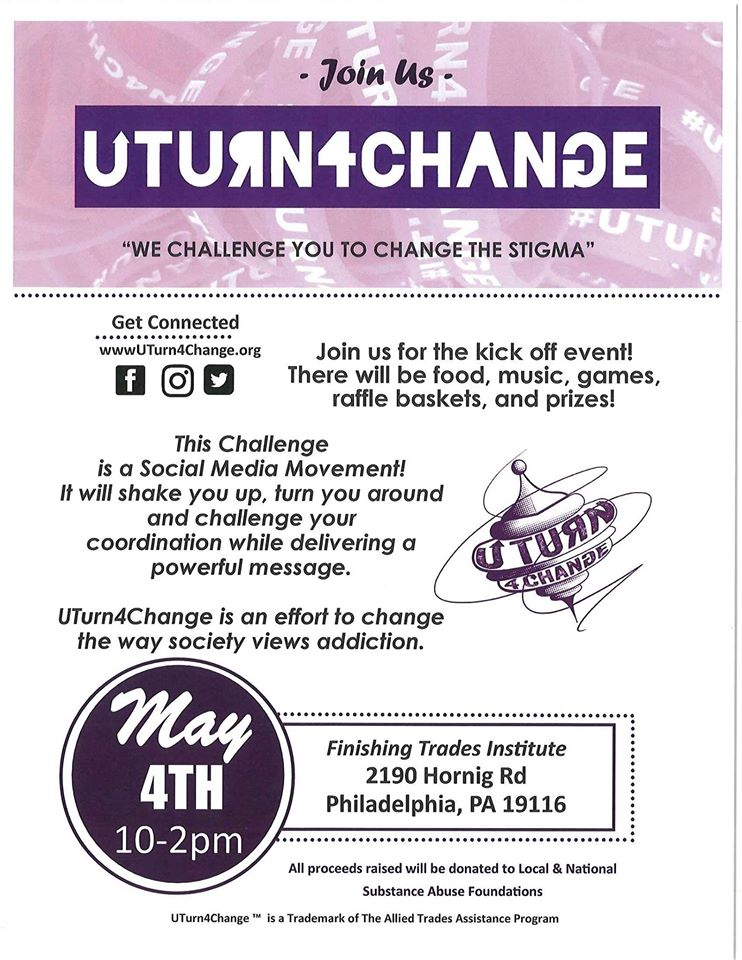 UTurn4Change Challenge Event - Change the Stigma May 4, 2017 - 10 - Event Program