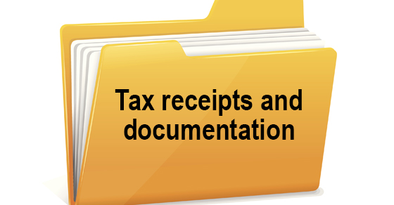 Tax deductions require proof Taxpayers may get tax breaks for - transfer agreement