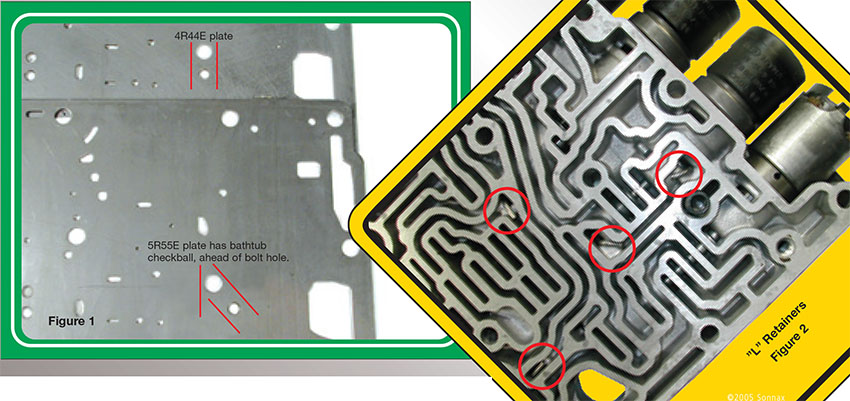 Sonnax Troubleshooting Tips for the 4R44E  5R55E