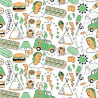 totallysevere's shop on Spoonflower: fabric, wallpaper and ...
