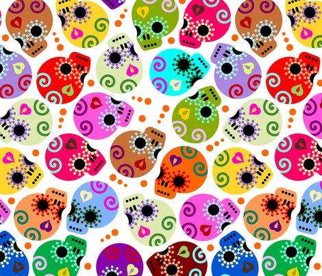 Colourful Iphone X Wallpaper Dotd Skulls White Medium Size Wallpaper Thirdhalfstudios