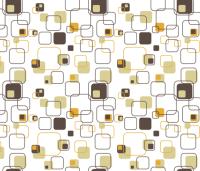 Groovy Cubes - 9in (gold) wallpaper - studiofibonacci ...