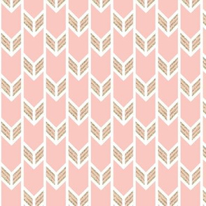 Pink Feathers Falling Wallpaper Pink And Gold Fabric Wallpaper Amp Gift Wrap Spoonflower