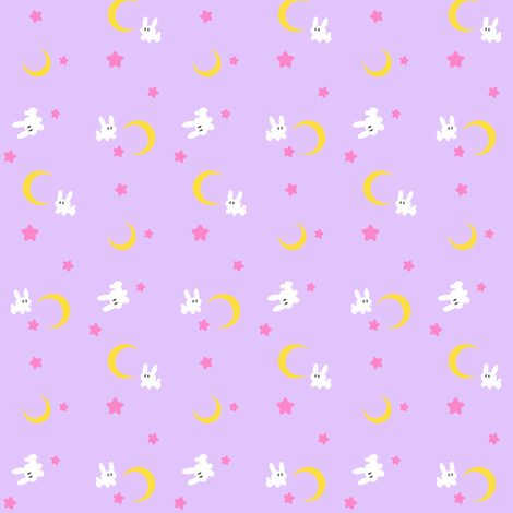 Kawaii Fall Wallpaper Sailor Moon Bed Spread Small Version Wallpaper