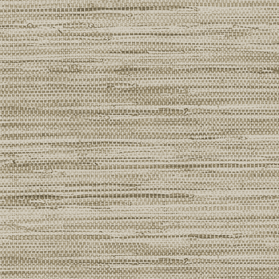 Grasscloth Fabric and Wallpaper in Natural wallpaper - willowlanetextiles - Spoonflower