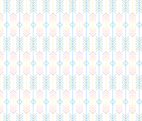 Pastel Aztec fabric - arrpdesign - Spoonflower