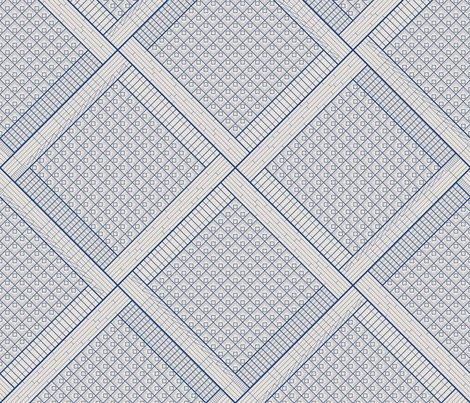 baseball scorecards on the bias fabric - mongiesama - Spoonflower