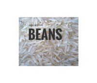 Rice & Beans PILLOW (RIce) giftwrap - bymemi - Spoonflower