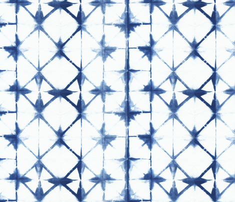 Fall Patterns Wallpaper Shibori 13 Fabric Jillbyers Spoonflower