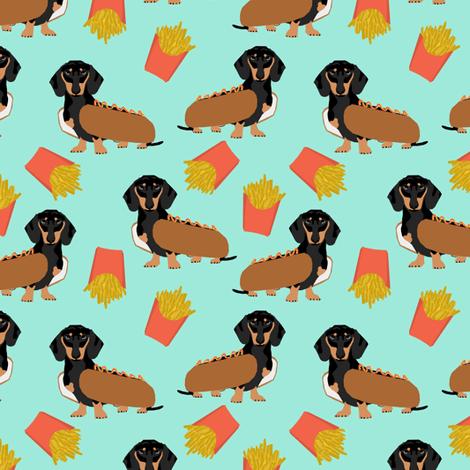 Cute Dachshund Wallpaper Dachshund Hot Dog And Fries Food Funny Dog Costume Cute