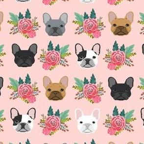 Reindeer Wallpaper Cute French Bulldog Fabric Wallpaper Amp Gift Wrap Spoonflower