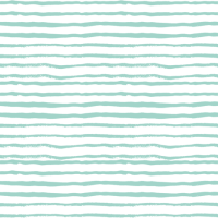 hand painted stripes mint stripe girls coordinate stripes ...