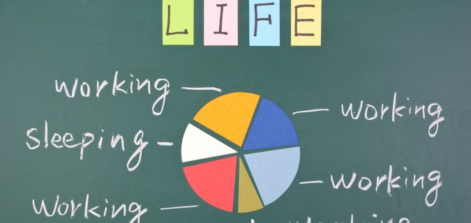 Work-Life Balance Is Overrated 3 Tips to Stop Feeling Guilty