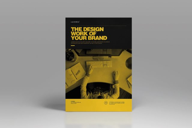 Studio Brochure Template \u2013 Boris Vargas \u2013 Graphic Design
