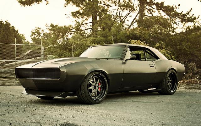 Muscle Cars Burnout Wallpapers Mr Vengeance 67 Camaro Still My Favorite Badass Muscle Car
