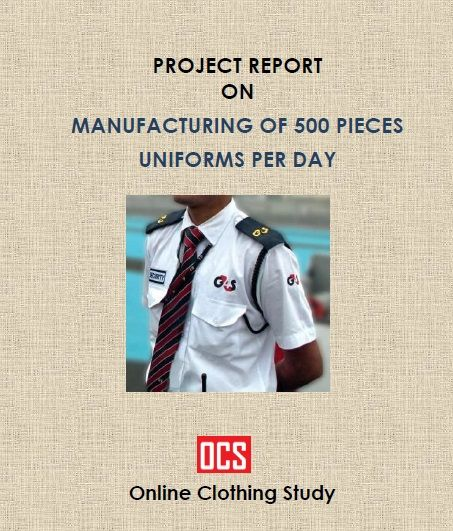 Project Report on Uniform Manufacturing