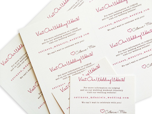 Print Wedding Stationery With MS Word Tables - stationery for word documents