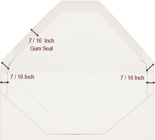 Make Your Own Envelope Liner Template Free Tutorial LCI Paper