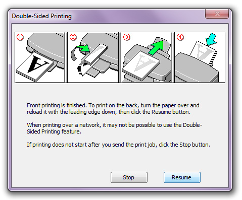 Duplex Printing Guide How To And User Guide Instructions