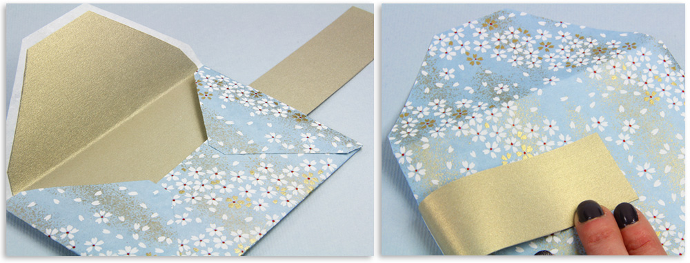 Make Your Own Patterned Envelopes-Templates  Instructions!