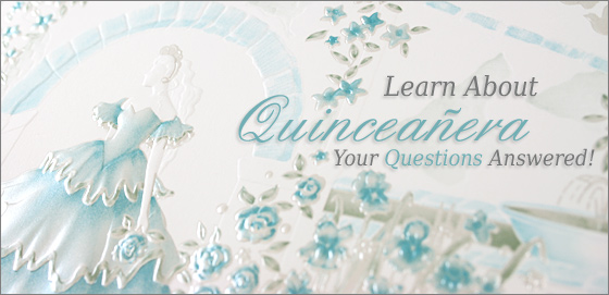 Learn About Quinceañera Invitations  Traditions