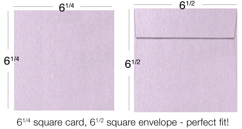 Invitation Envelopes, All Envelope Sizes For Invitations - LCI Paper - response envelope sizes