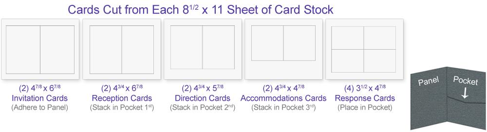 pocket cards template - Selol-ink - pocket template