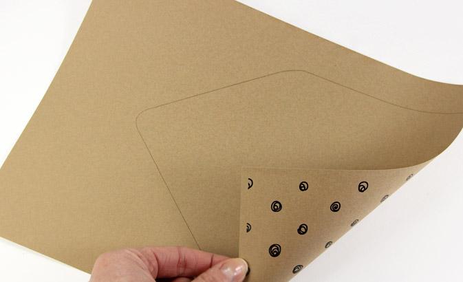 Free Printables - Euro Flap Envelope Liner Templates - a7 envelope liner template