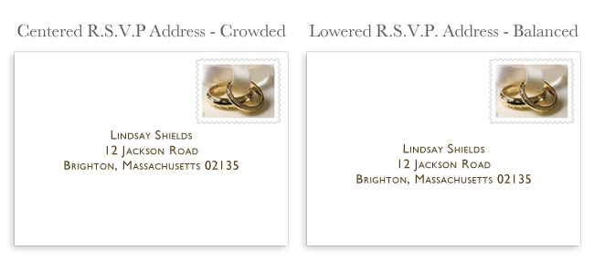 RSVP Envelopes (FAQs)
