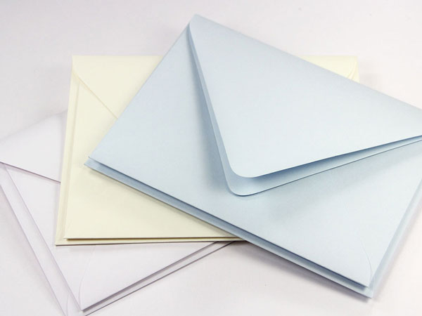 A9 Stardream Crystal Envelopes - Double Unlined, 81T - LCI Paper