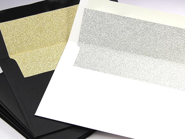 A2 Blueprint Metallic Envelope Liners, Curious Metallics - LCI Paper