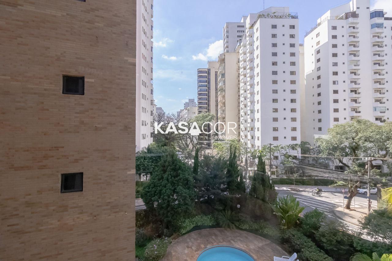 Apartamento Em Higienopolis Sp 3 Quartos 170m Ref