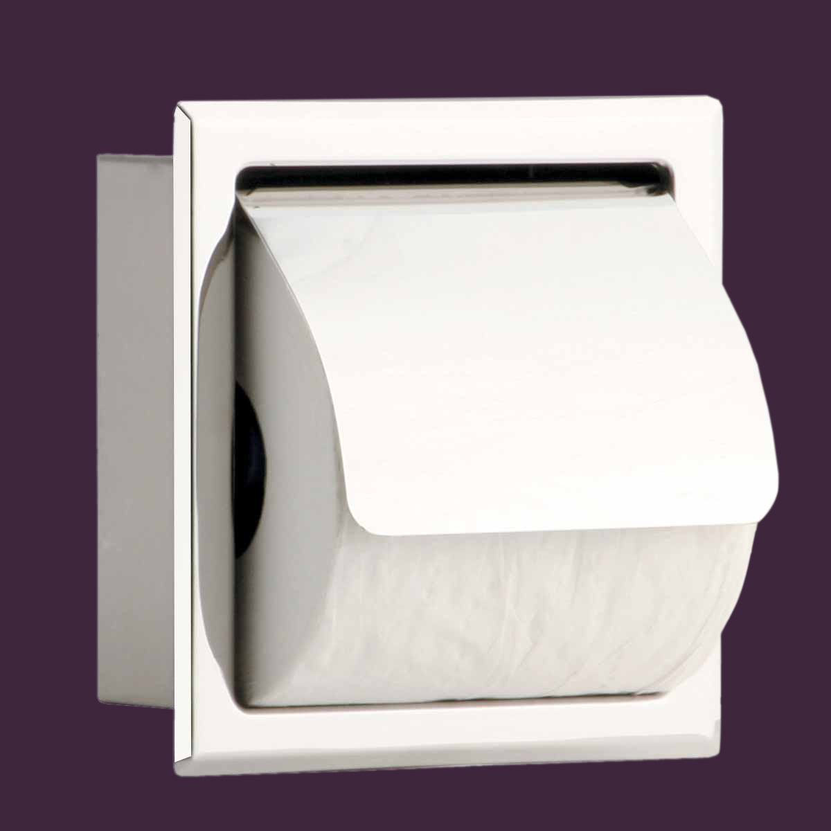 Recessed Toilet Paper Holder For Large Rolls 13792 Jpg