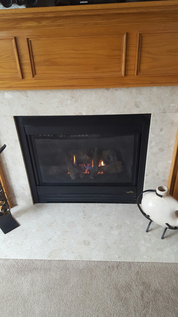 Gas Fireplace Tune Up Minneapolis Fireplace Repair Heat N Glo Fireplace Repair