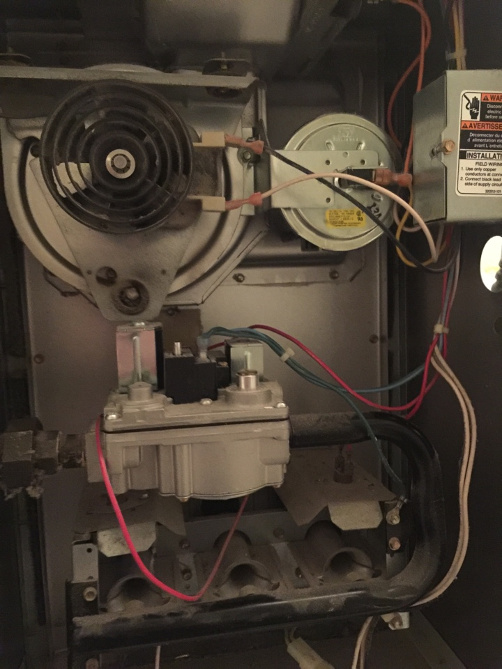 Furnace and Air Conditioning Repair in Osseo, MN