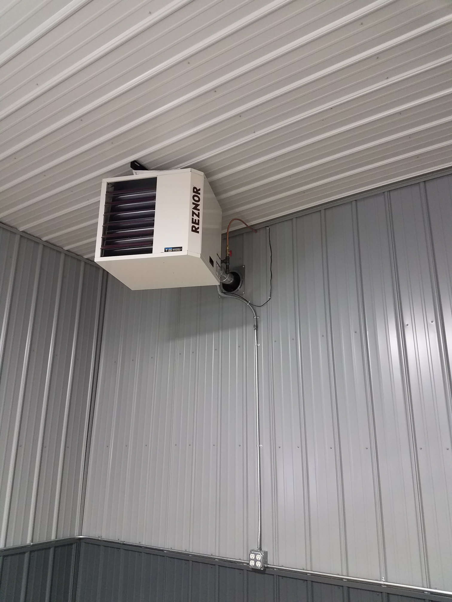 Garage Heater Minnesota Furnace Air Conditioning Repair In Rogers Mn