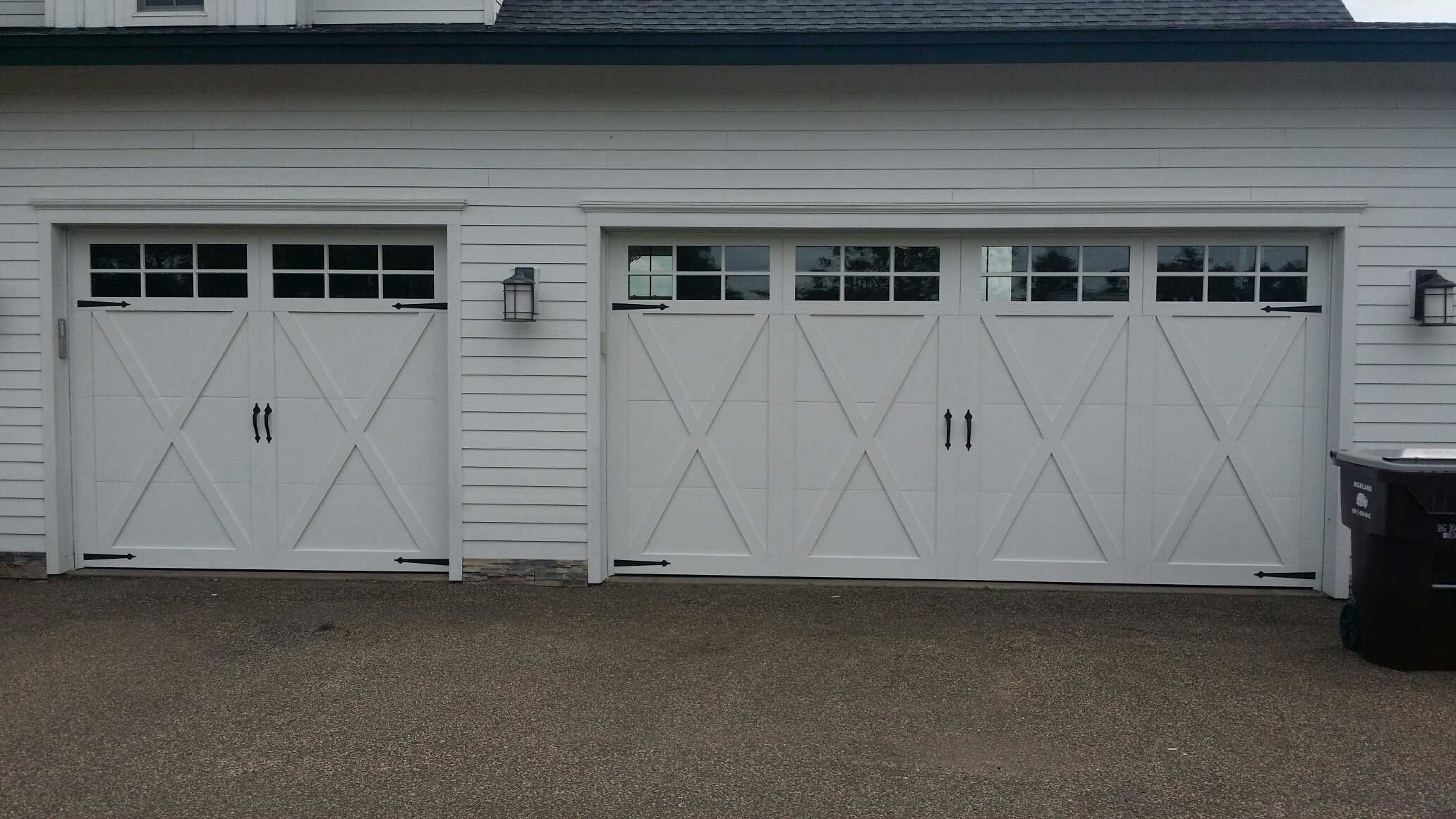9x7 Garage Door Haas Doors