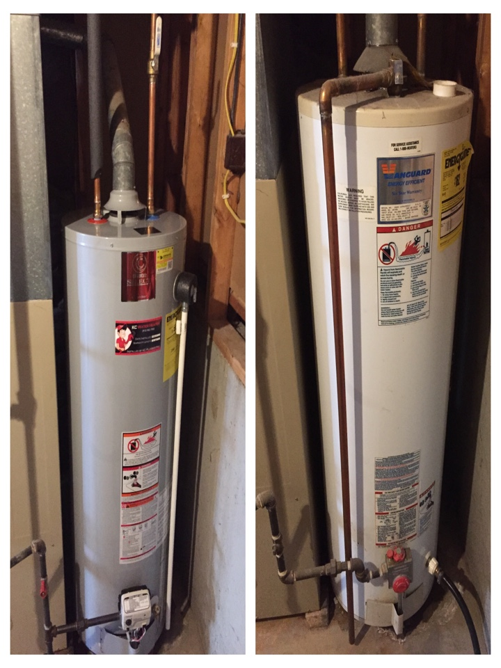 Lenexa Ks Water Heaters Installed By A Master Plumber